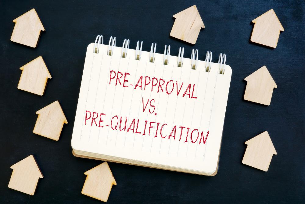 Pre-approved Vs. Pre-qualified